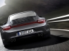 2011 Porsche 911 carrera 4 GTS - Rear view