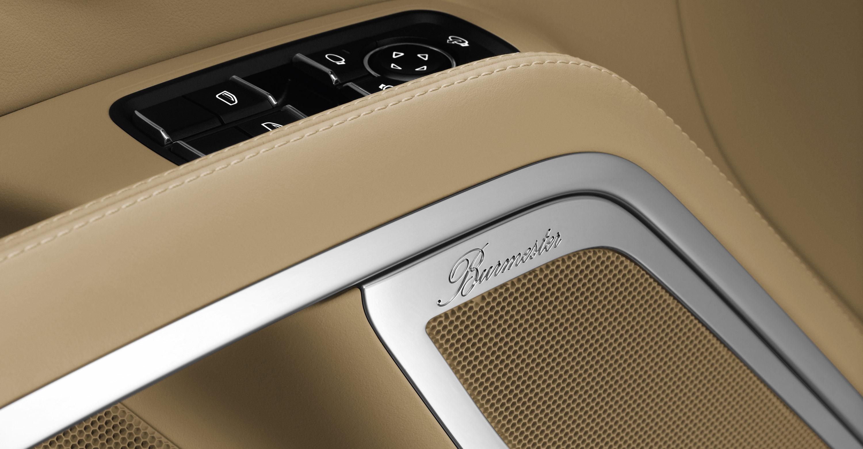 2012 Porsche 911 Carrera Cabriolet - Interior, Burmeister audio
