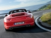 2012 Porsche 911 Carrera Cabriolet - Rear view