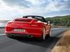 2012 Porsche 911 Carrera Cabriolet - Rear angle view