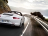 2012 Porsche 911 Carrera S Cabriolet - Rear view