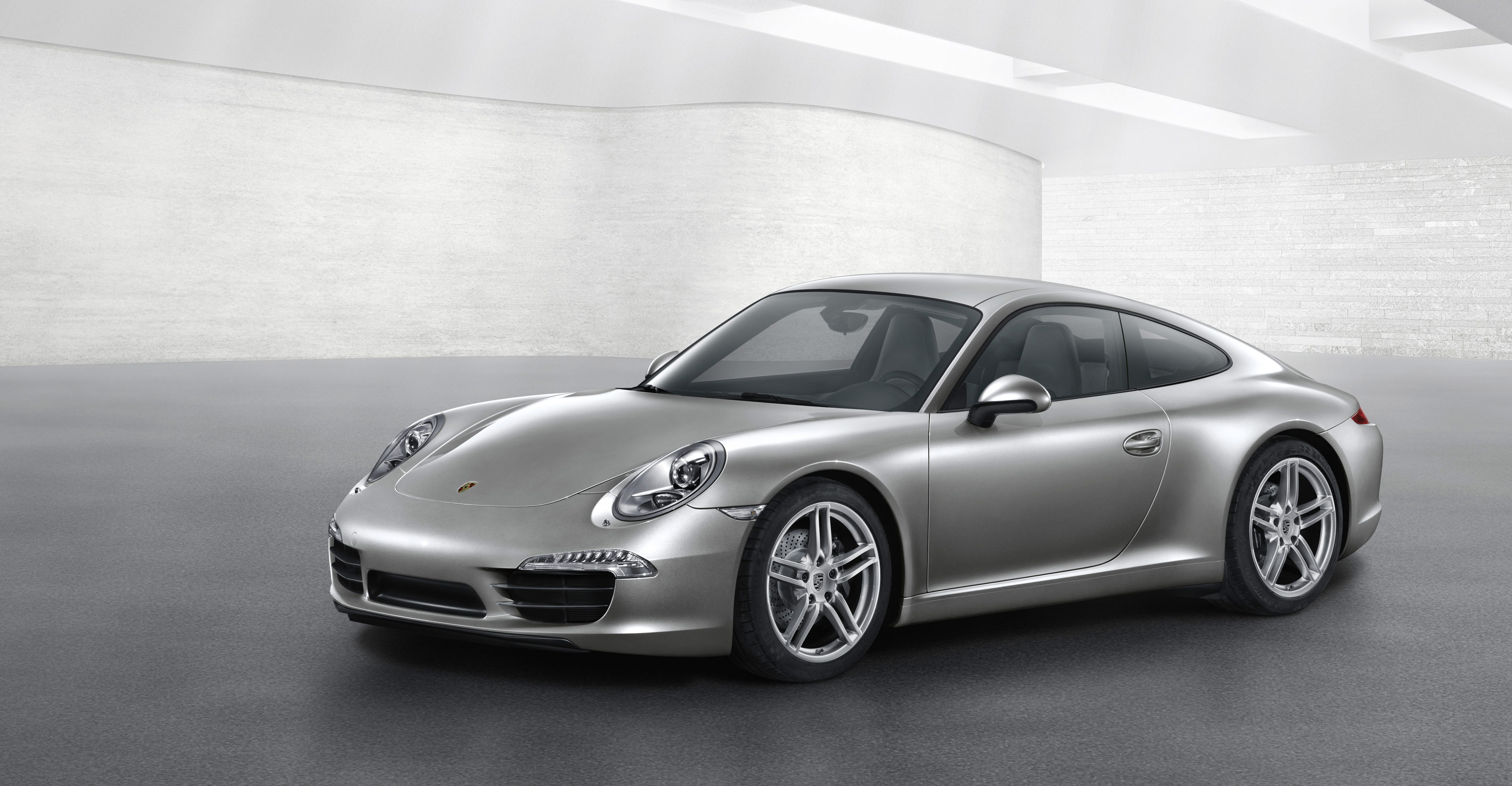 2012 New Porsche 911 Carrera