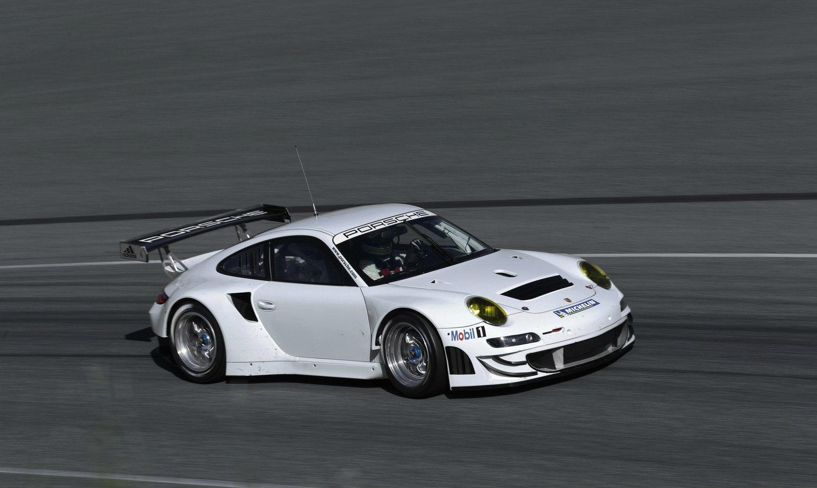 2012 Porsche 911 GT3 RSR for Porsche motorsport
