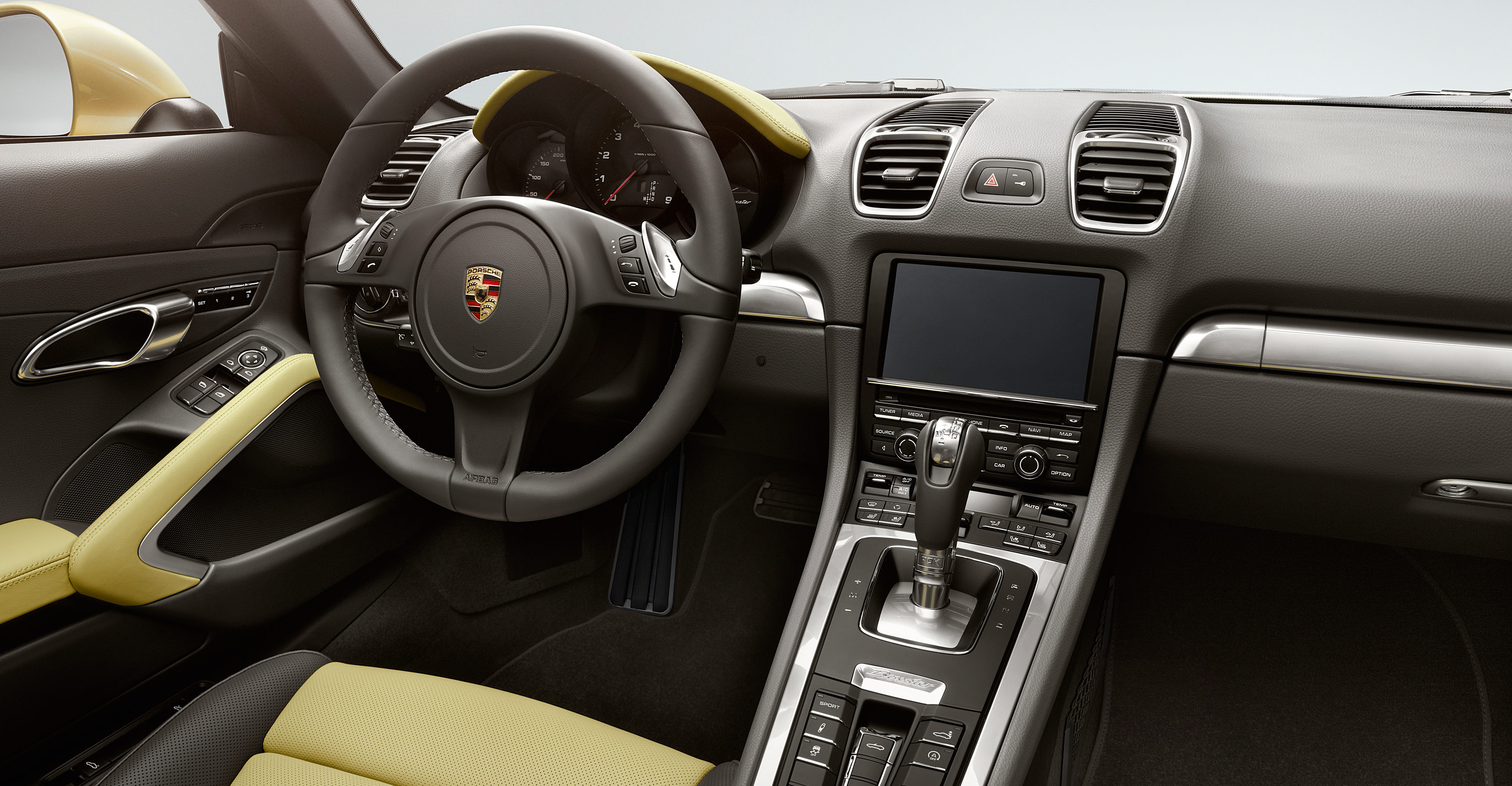 2012 Porsche Boxster   Black Interior Nice Ideas