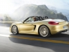 2012 Porsche Boxster - Rear angle side view