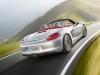 2012 Porsche Boxster S - Rear angle view