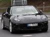 2012 Porsche Panamera facelift Front angle view