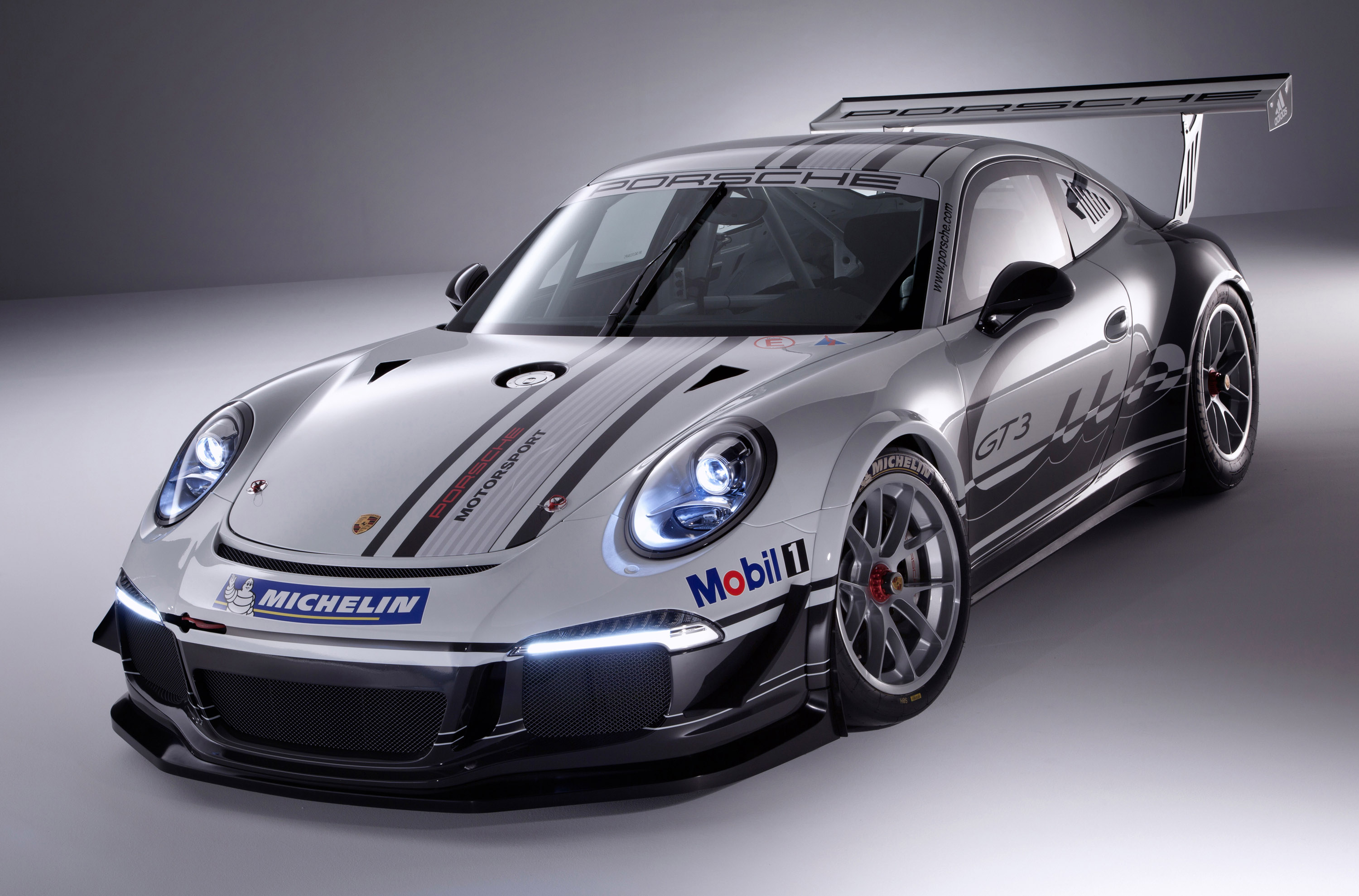 New Porsche 911 GT3 Cup Car