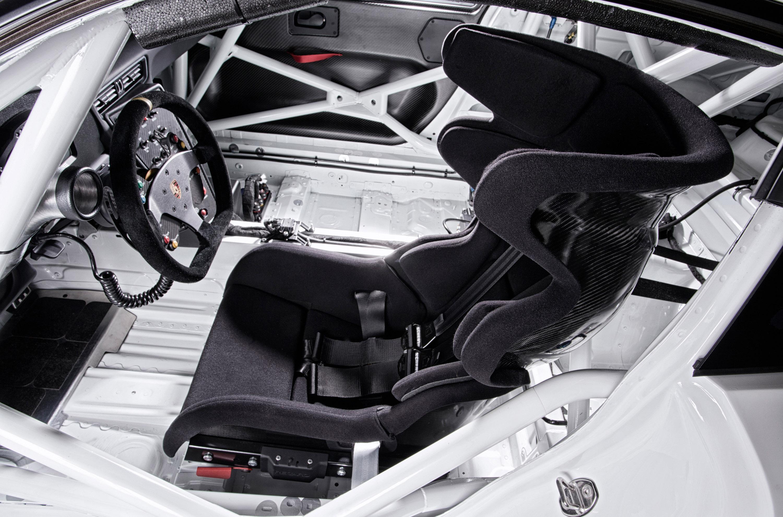 New Porsche 911 GT3 Cup Car