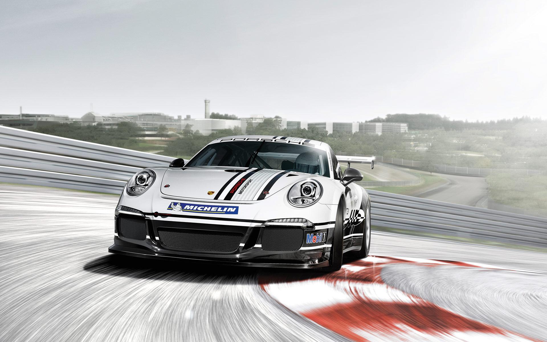 Porsche Motorsport News 2013 Porsche 911 Gt3 Cup