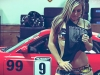 Car girl and Porsche 911 Freegun underwear