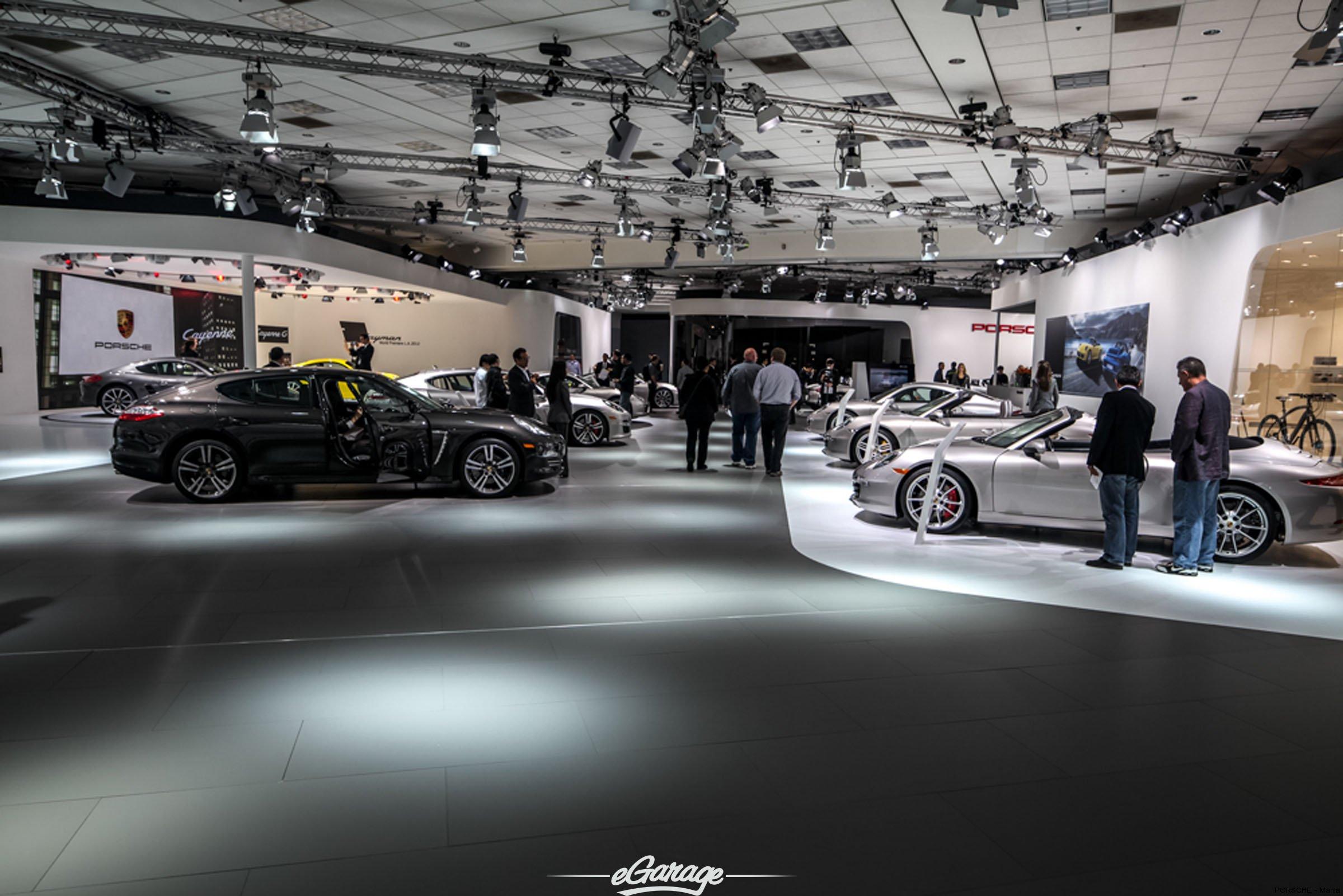 2012 L.A. Auto Show by egarage-com