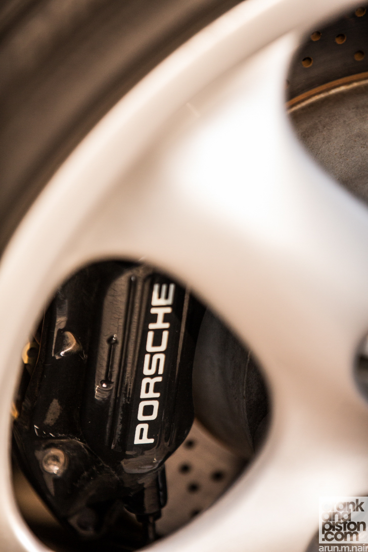 Porsche 968 CS Club Sport