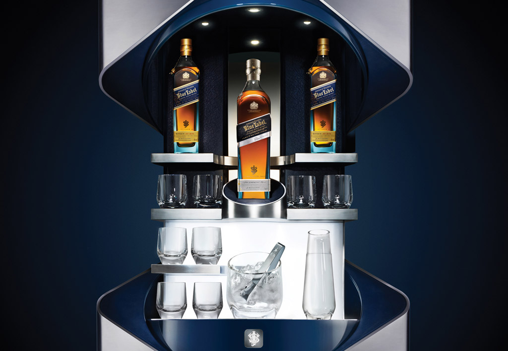 Porsche Design Johnnie Walker Collection