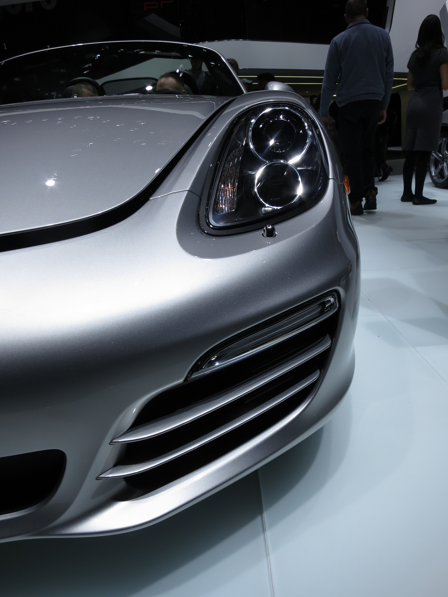 2013 Porsche Cayman at NAIAS 2013 By shaessig