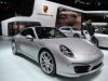 2013 Porsche 911 at NAIAS 2013  By Boss Mustang