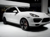 2013 Porsche Cayenne turbo S Front at NAIAS 2013 By Michelin Media