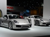 2013 Porsche Cayman and Cayman S at at NAIAS 2013 By Michelin Media