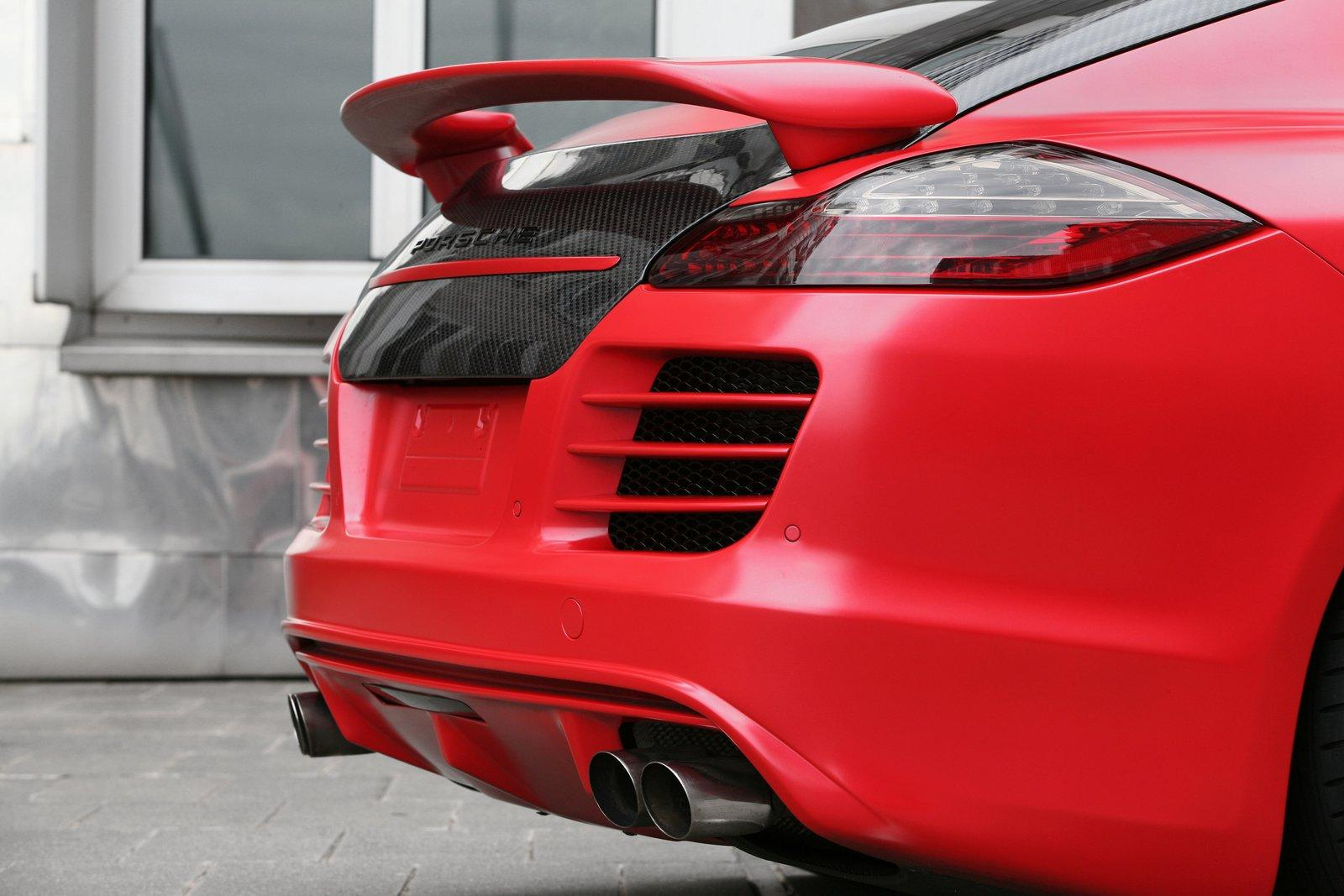 Porsche Panamera Tuning by Anderson Germany