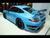 Blue Techart Porsche GTStreet RS