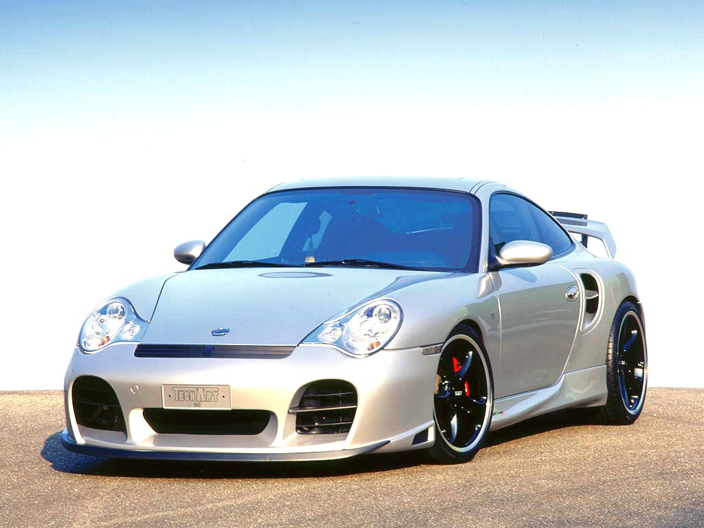 2003 Porsche TechArt 911 Street XL