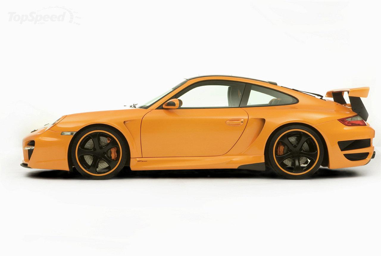 2007 TechArt Porsche 911