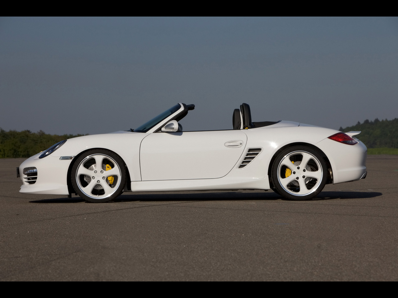 2009 TechArt Porsche Boxster