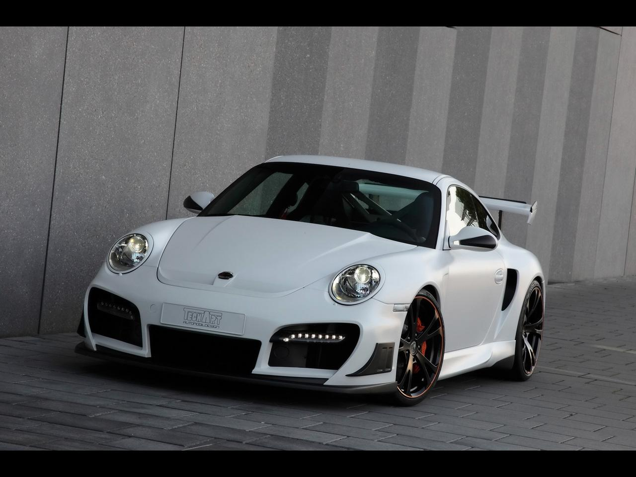 2010 TechArt GT Street RS based on Porsche 911 GT2