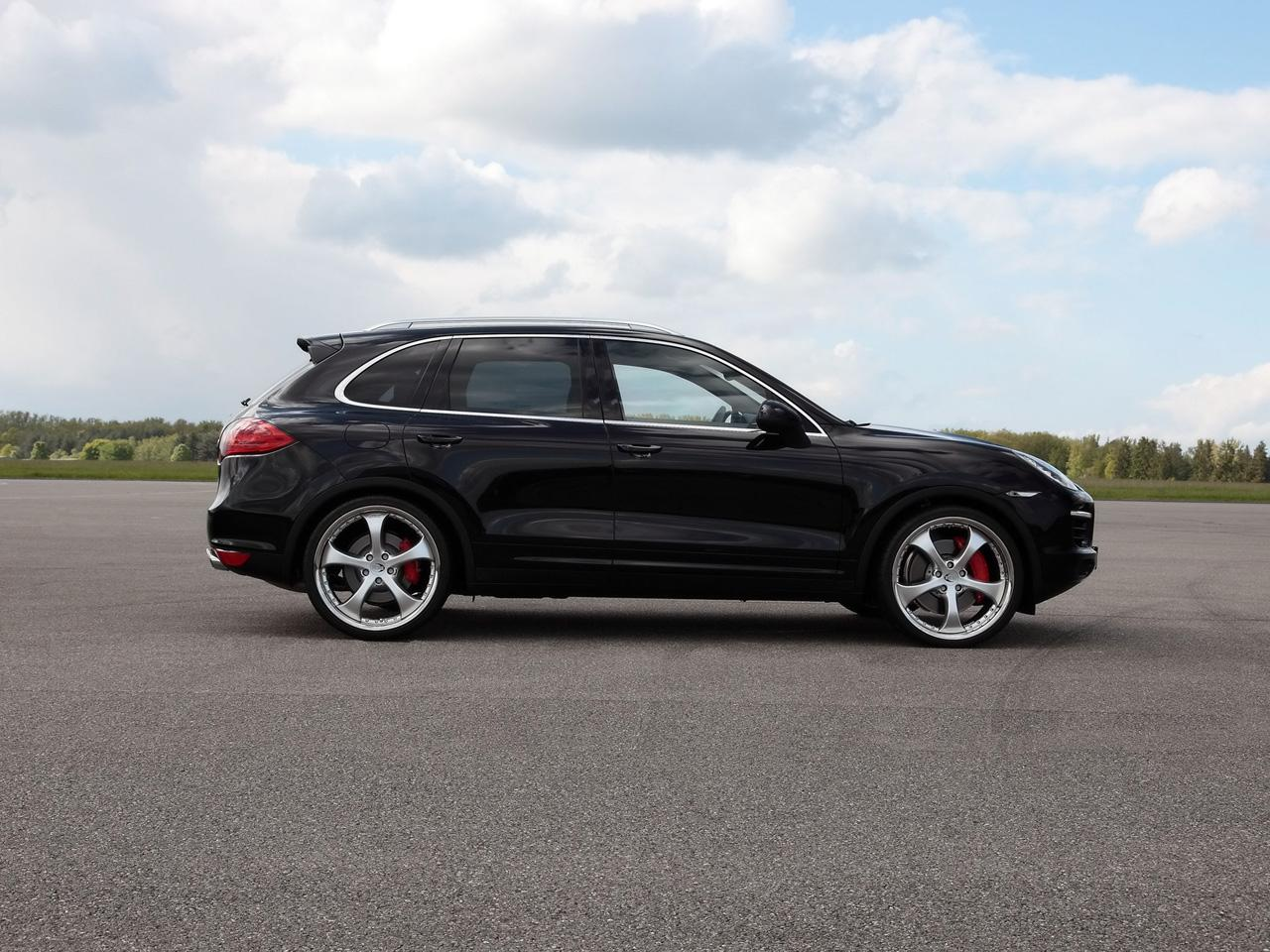2010 TechArt Porsche Cayenne Individualization