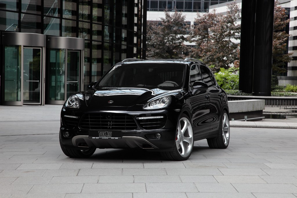 2011 TechArt Porsche Cayenne