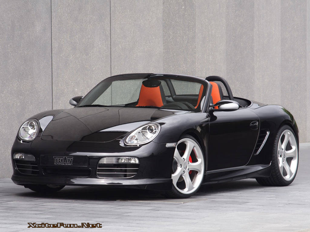 Techart Porsche Boxster S