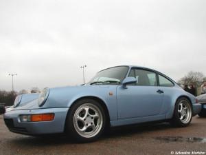 1992 Porsche 911 (964) RS