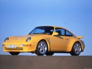 1995 Porsche 911 Carrera RS