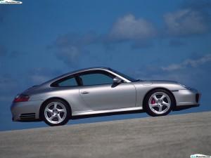 2002 Porsche 911 Carrera 4S