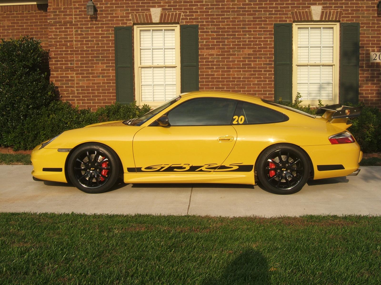 2004-Porsche-911996-GT3-RS Terrific 2002 Porsche 911 Carrera Turbo Gt2 X50 Cars Trend