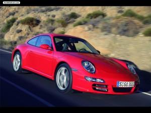 2006 Porsche 911 (997) Carrera 4S