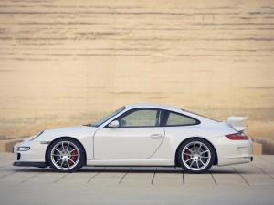 2006 Porsche 911 (997) GT3 Side view
