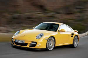 2010 Porsche 911 (997) Turbo