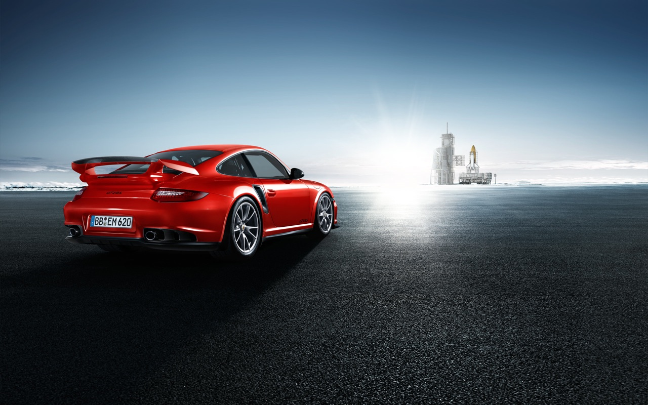 Porsche 911 Gt2 Wallpaper