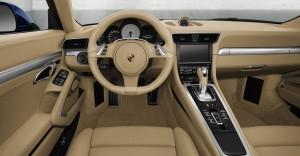 2012 Porsche 911 Carrera S Interior
