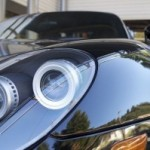 Jerry Seinfeld's Porsche Carrera GT Front lights
