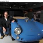 Jerry Seinfeld's Porsche 550 Spyder