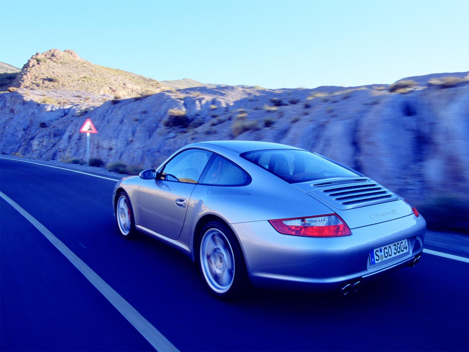 2006 porsche 911 carrera 4s wallpapers - Porsche 911 carrera s wallpaper ...