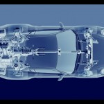 Porsche 997 911 Carrera C4S wallpaper Top view Chassis