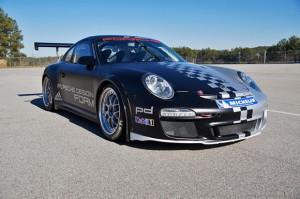2-Seat Porsche 911 GT3 Cup Car