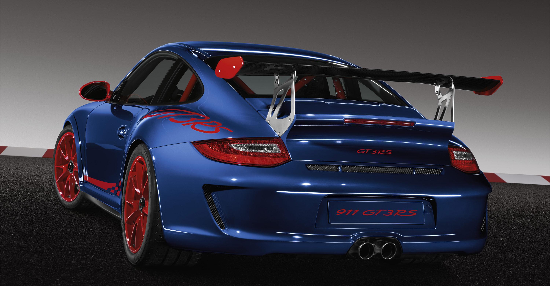 2010 Porsche Gt3 Rs Wallpapers