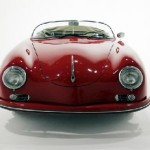 2011 Duke's Garage Porsche 356 eSpeedster electric