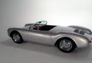 2011 Duke's Garage Porsche Spyder 550 with Subaru engine