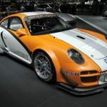 2011 Geneva Motor Show Porsche 911 GT3 R Hybrid