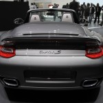2011 Geneva Motor Show Porsche 911 Turbo S